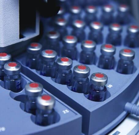 Laboratory picture